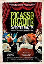 Picasso & Braque Go to the Movies
